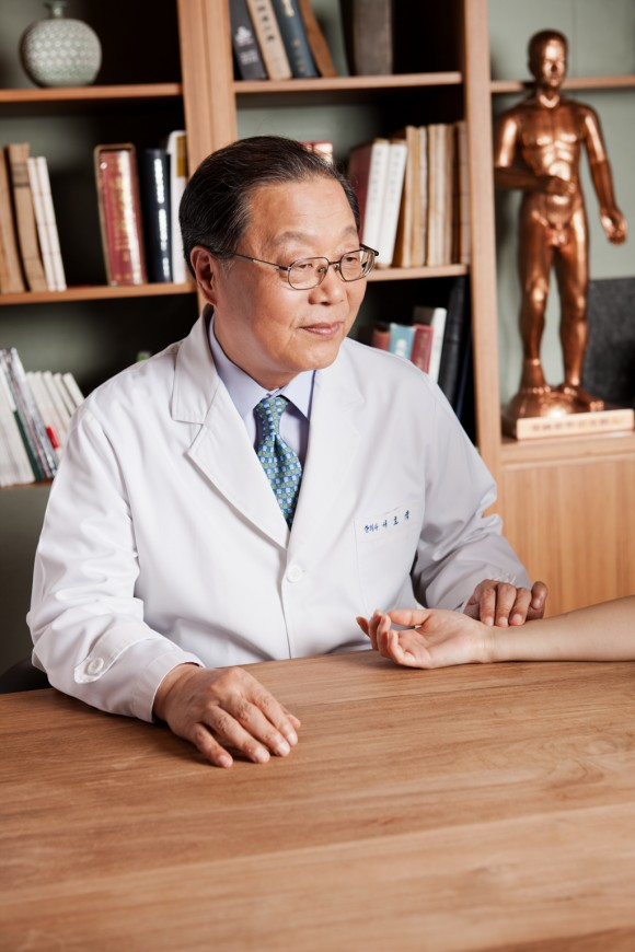 Dr. Seo Hyo-seok. (Courtesy of Dr. Seo)